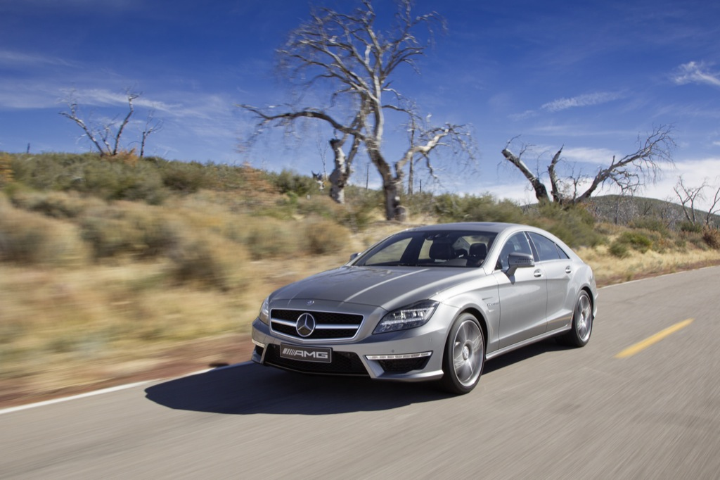 2012 mercedes cls63 amg full picture galore released autoevolution. Black Bedroom Furniture Sets. Home Design Ideas