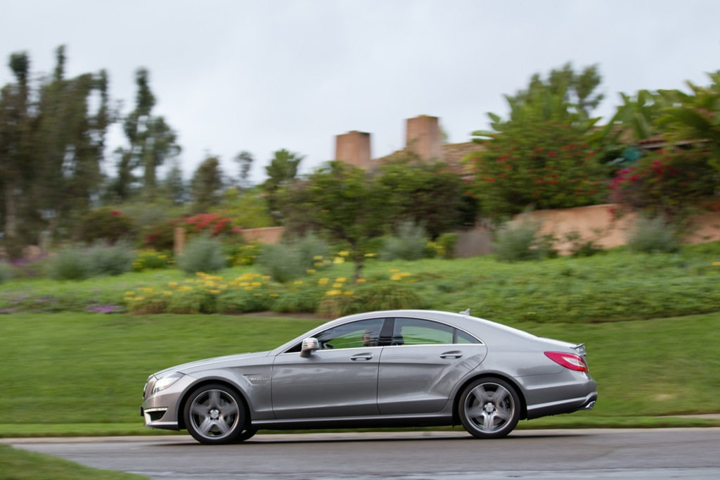 2012 mercedes cls63 amg full picture galore released for Mercedes benz cls series