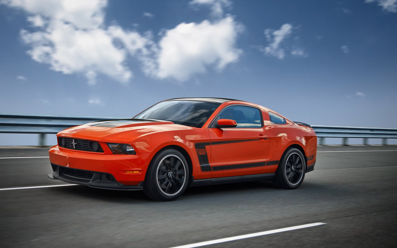 2015 Mustang Gt Supercharger >> 2012 Mustang Boss 302 Offered with Racing TracKey ...