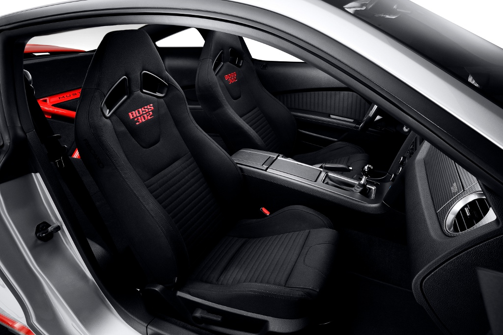 2012 Mustang Boss 302 Official Details And Photos