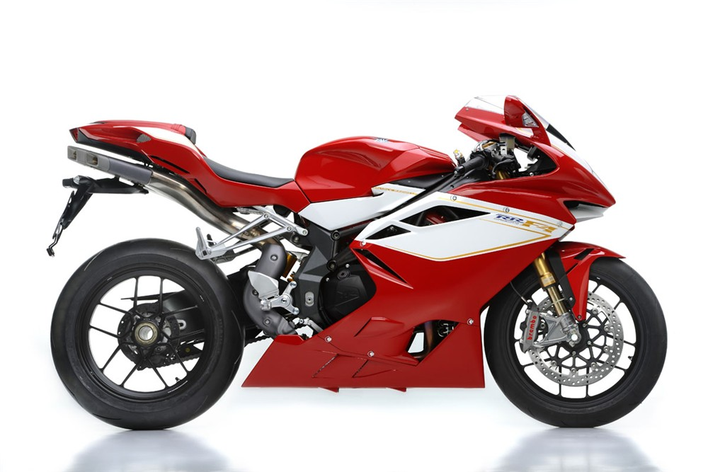2012 MV Agusta F4 RR Official Details and Photos Revealed