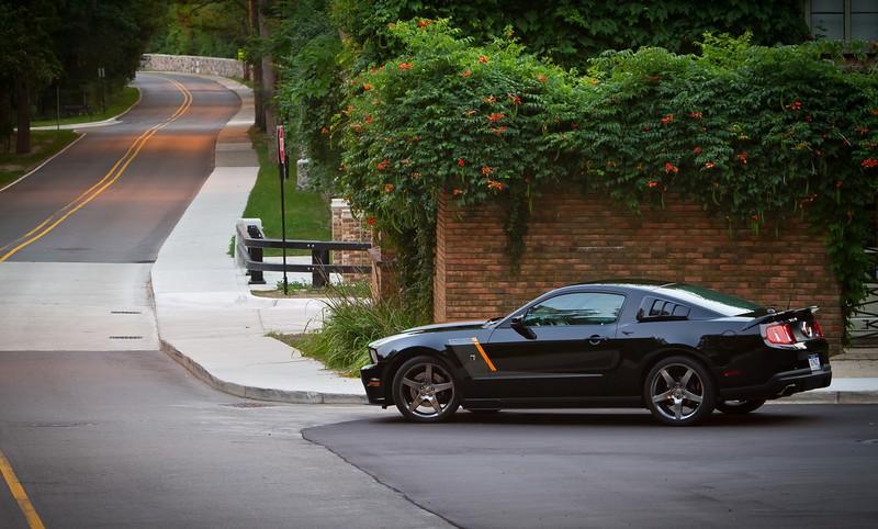 2012 Roush Rs3 Hyper Series Mustang Set Free Autoevolution