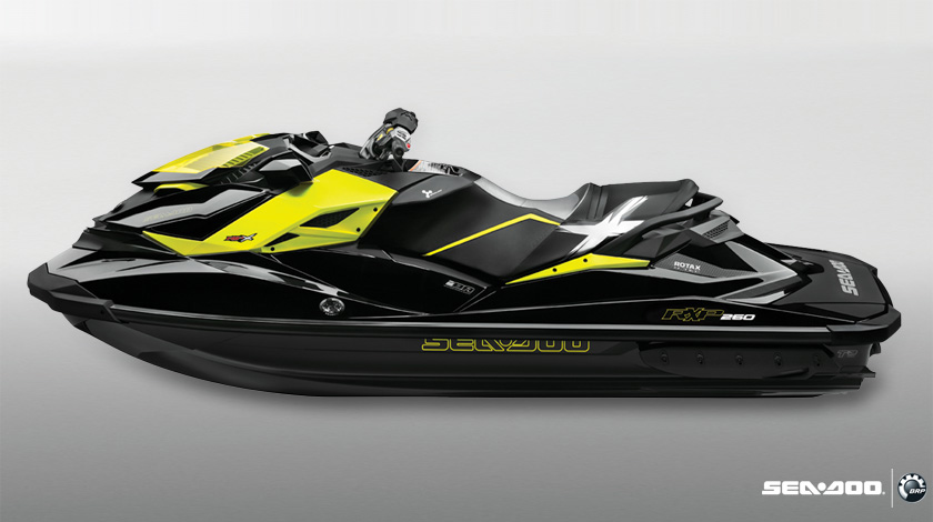 The 2017 Seadoo Rxp X 260