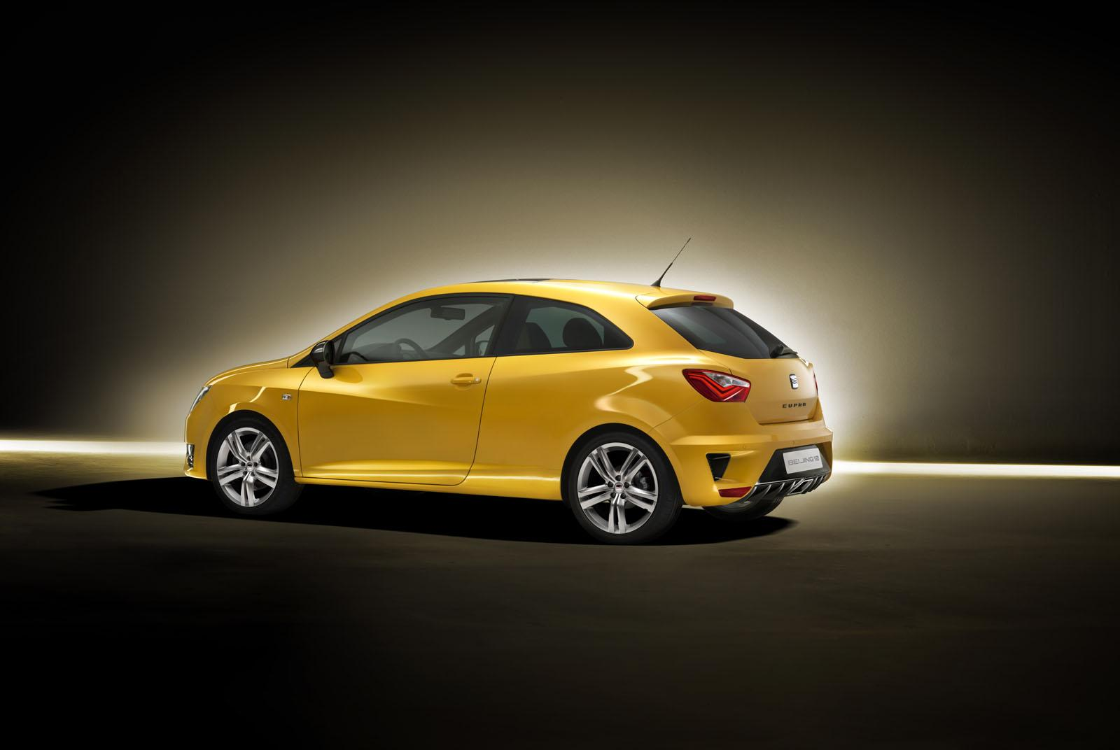 2012 seat ibiza cupra concept unveiled autoevolution. Black Bedroom Furniture Sets. Home Design Ideas