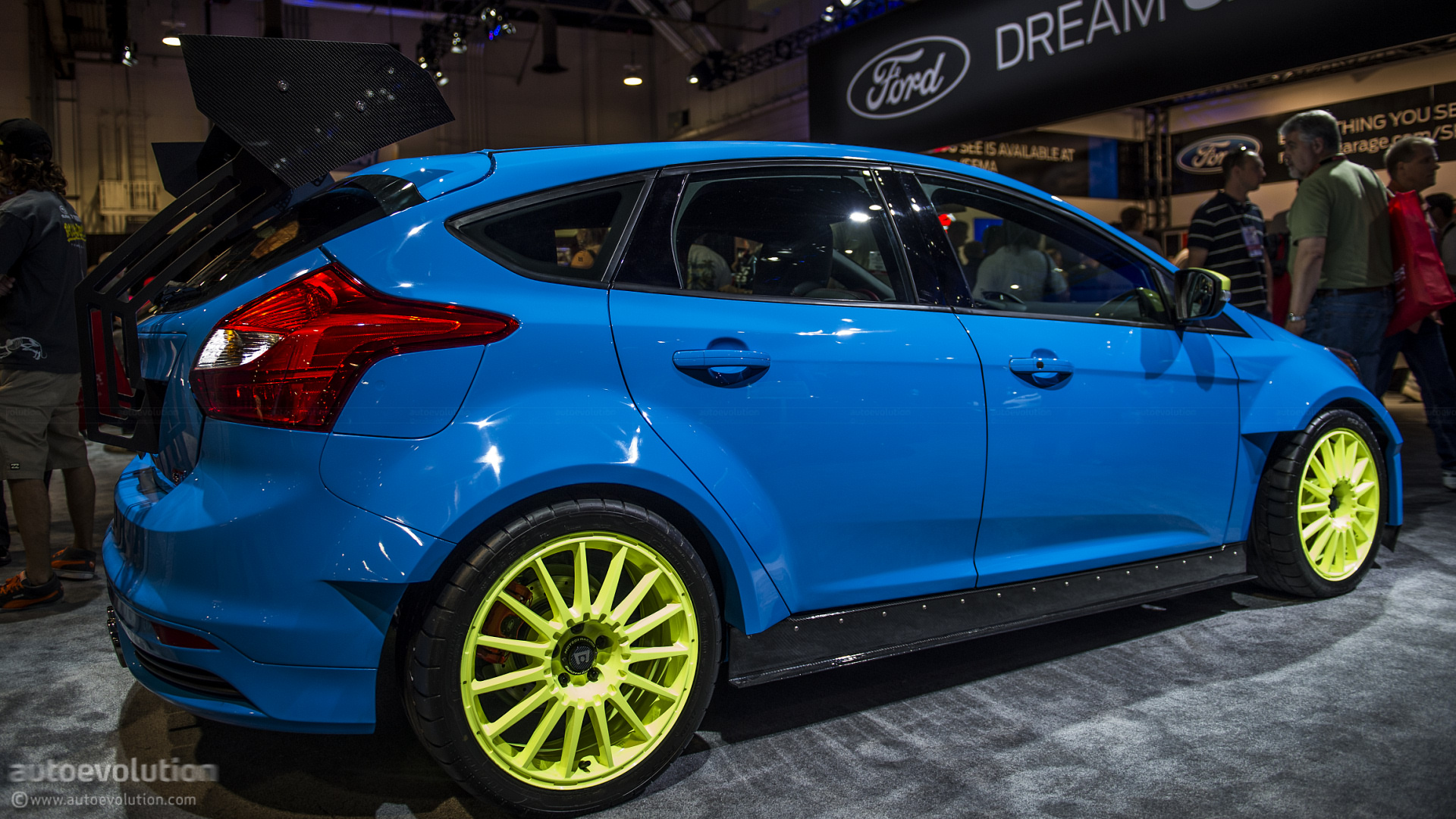 2012 sema ford focus by galpin auto