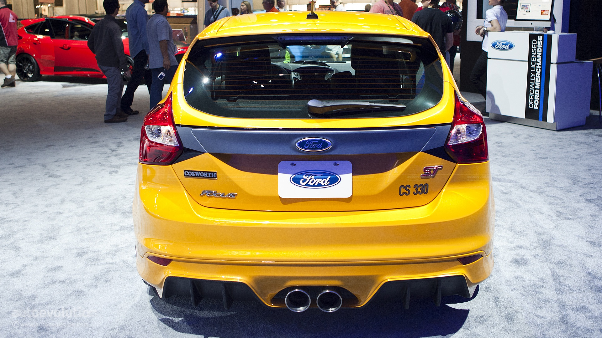 Ford Focus Cosworth Development Car