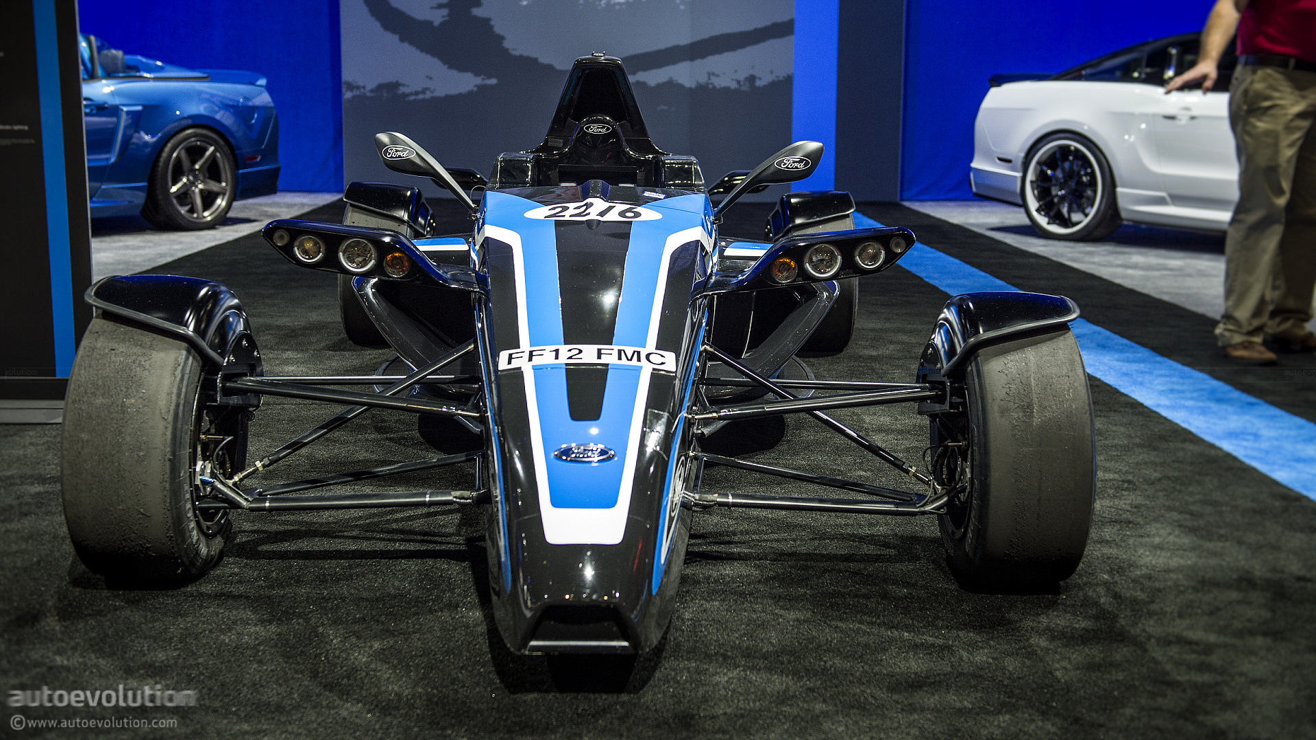 Formula Ford Ecoboost For Sale Usa >> 2012 SEMA: Formula Ford 1.0L EcoBoost Road Car [Live Photos] - autoevolution