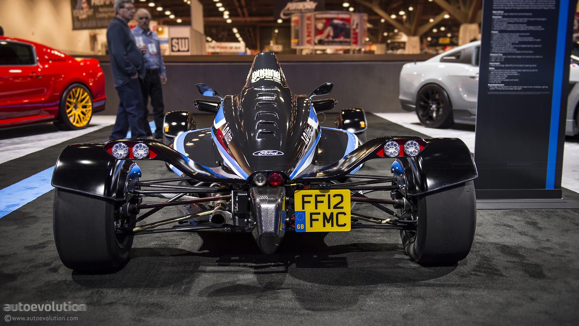 2012 Sema Formula Ford 1 0l Ecoboost Road Car Live Photos