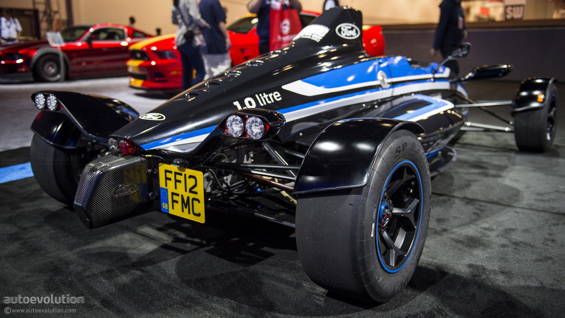 2012 SEMA Formula Ford 1 0L EcoBoost Road Car Live s