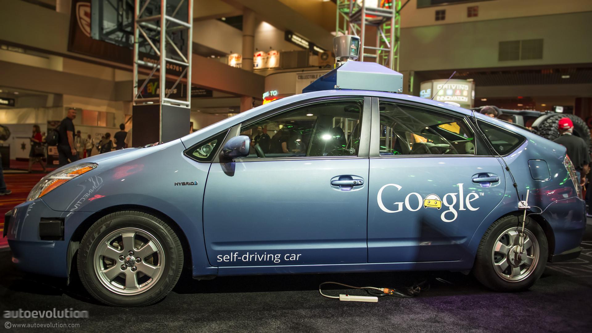 prius google s self driving