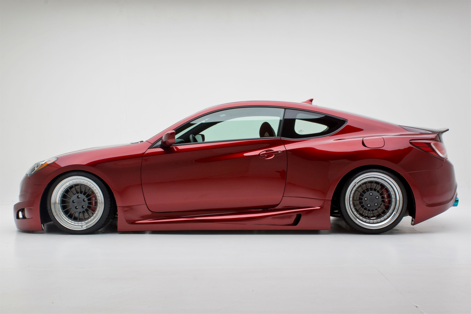 2012 Sema Hyundai Genesis Coupe By Fuelculture