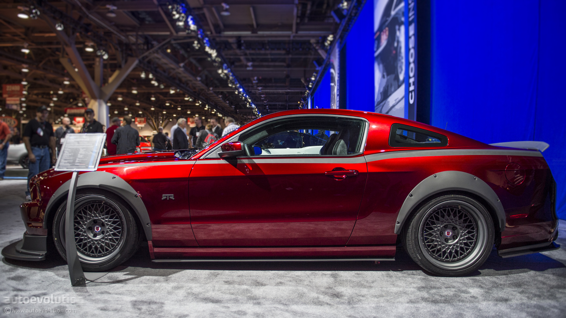 Sema 2012 2013 Ford Mustang Rtr Spec 3 By Mothers   Auto ... - photo#8