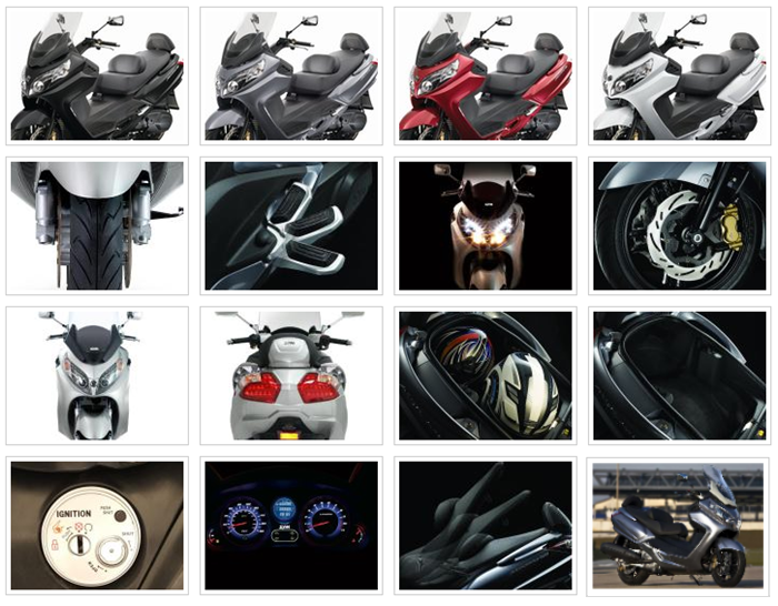 2012 SYM MaxSym 400i Scooter Details - autoevolution
