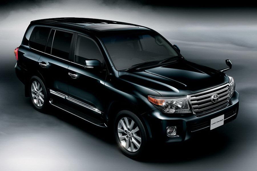 2012 Toyota Land Cruiser 200 Facelift Revealed as JDM Model ...