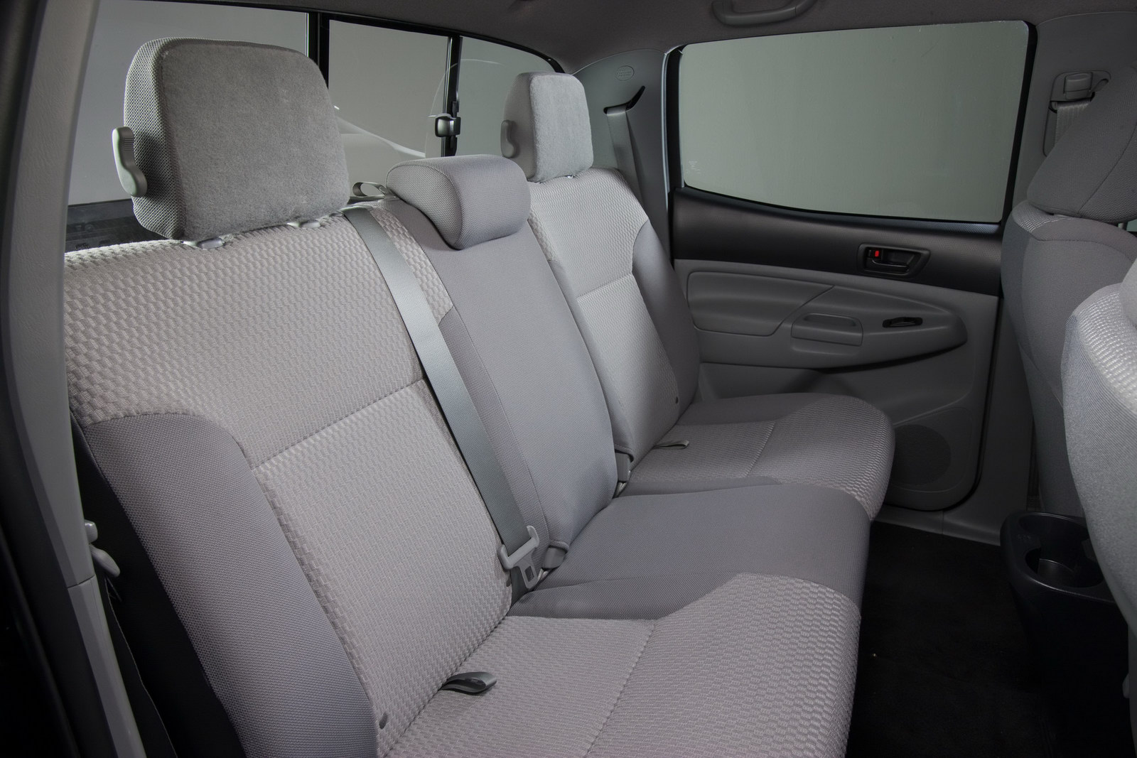 tacoma toyota interior cab double access enture gets system seats features flooring weather autoevolution insurance offers redesigned exterior fleet automotive