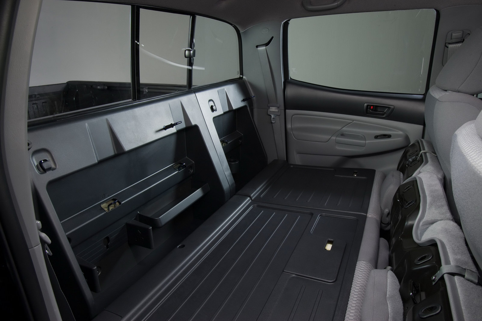 2012 Tacoma Seat Wiring Diagram Trusted Toyota Trailer Gets A New Look And Enture System Autoevolution 2010