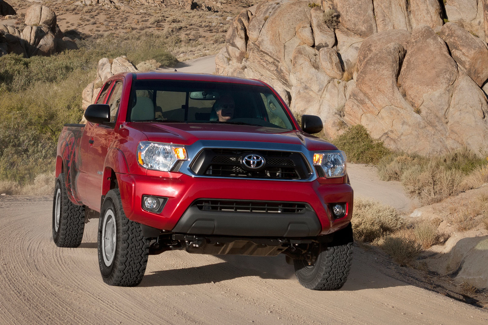 2012 toyota tacoma trd t x baja edition revealed autoevolution. Black Bedroom Furniture Sets. Home Design Ideas