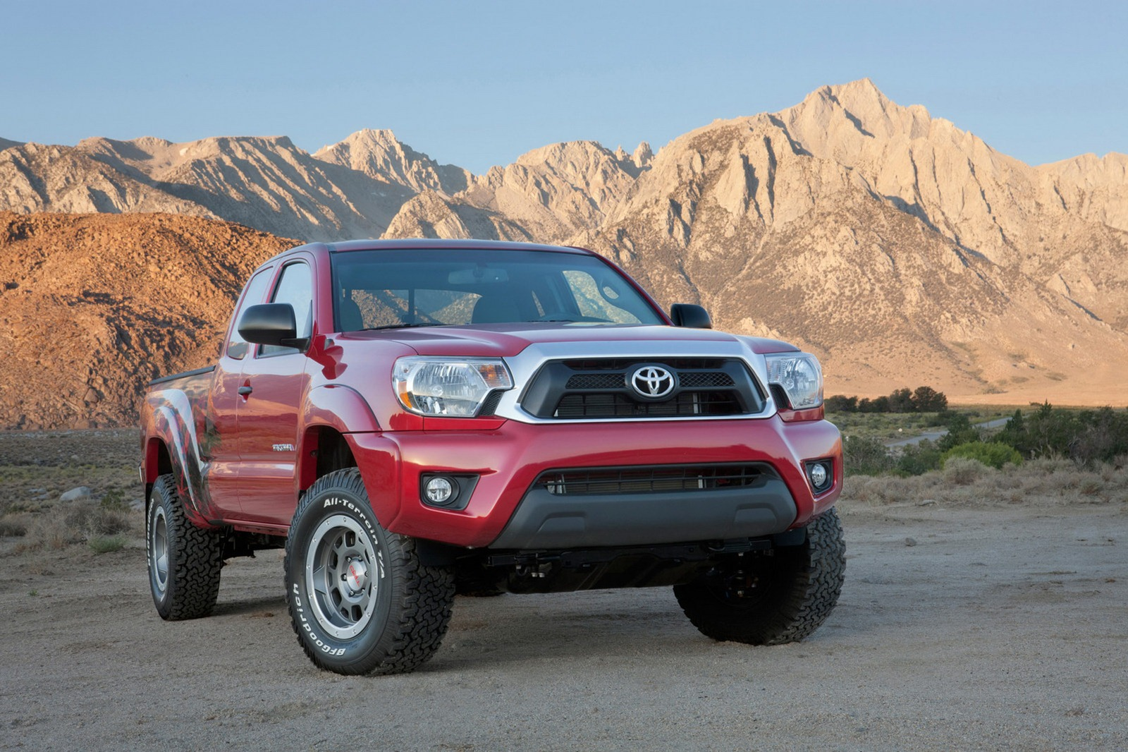 2012 toyota tacoma trd t x baja pricing autoevolution. Black Bedroom Furniture Sets. Home Design Ideas