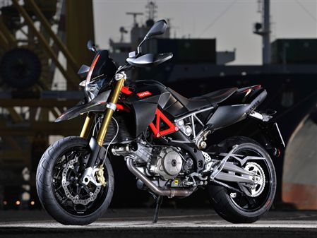 2013 Aprilia Dorsoduro 750 Factory The Carbon Motard