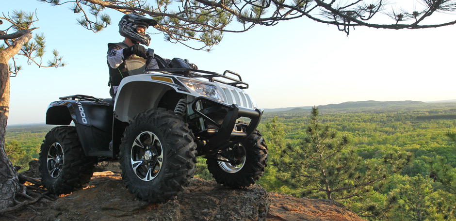 New 2016 Arctic Cat 1000 XT ATVs For Sale in Arkansas on
