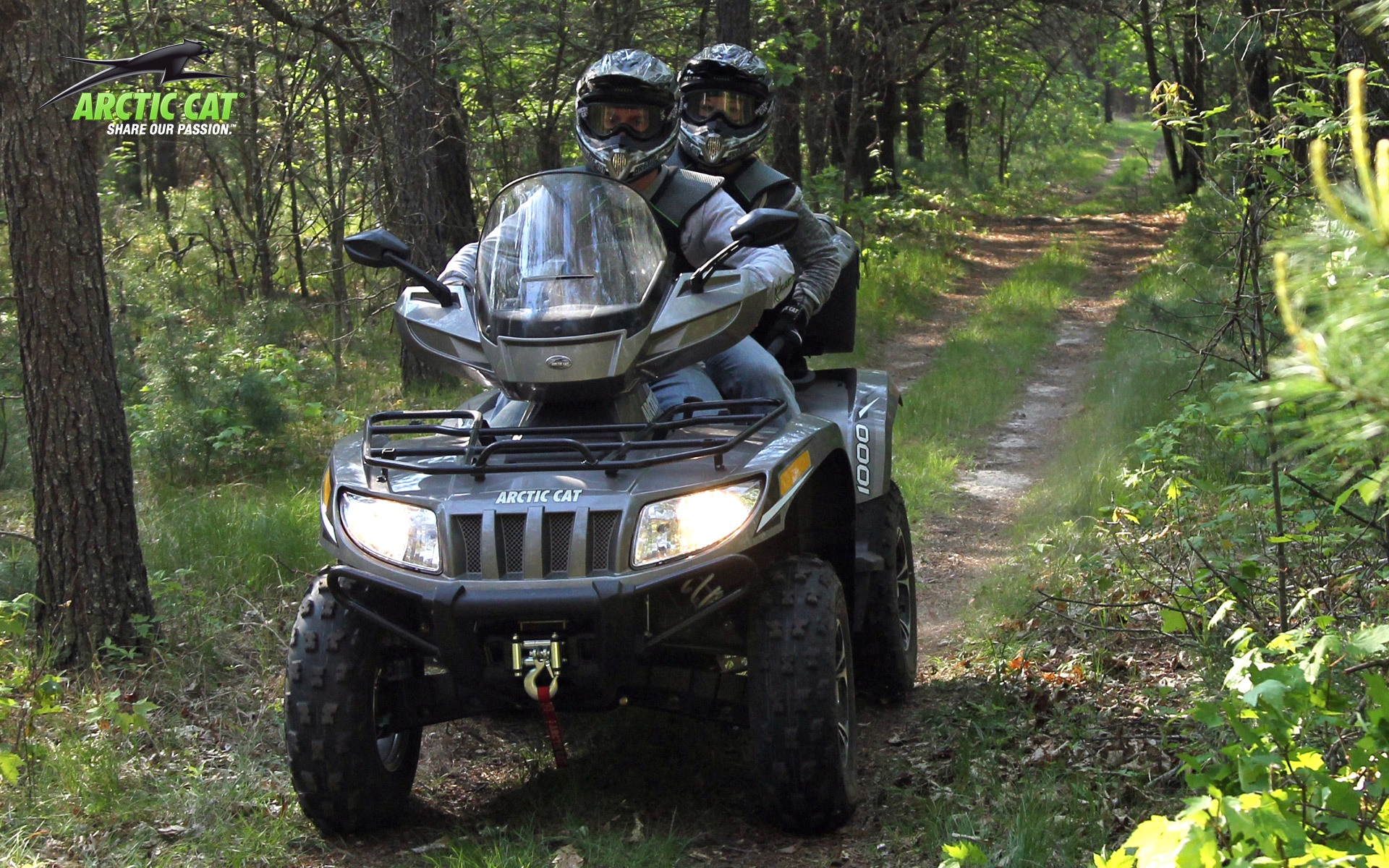 2013 Arctic Cat Trv 1000 Limited The Two Up Limo Atv Autoevolution