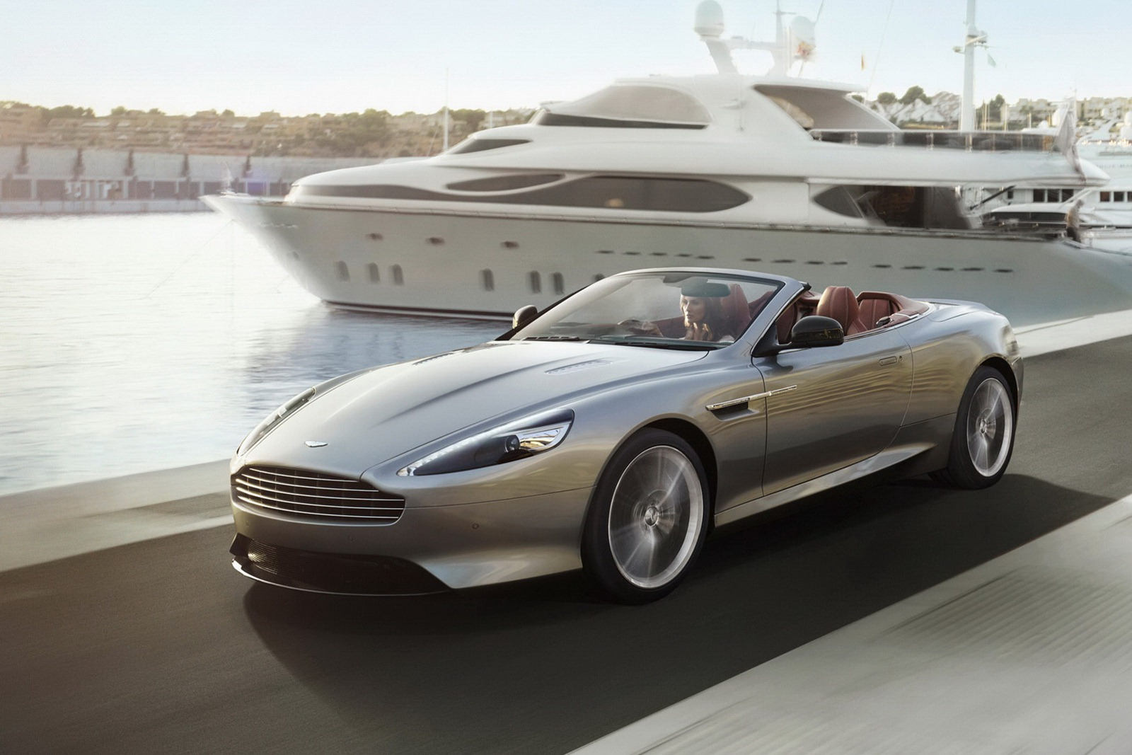 2013 Aston Martin DB9 Revealed - autoevolution