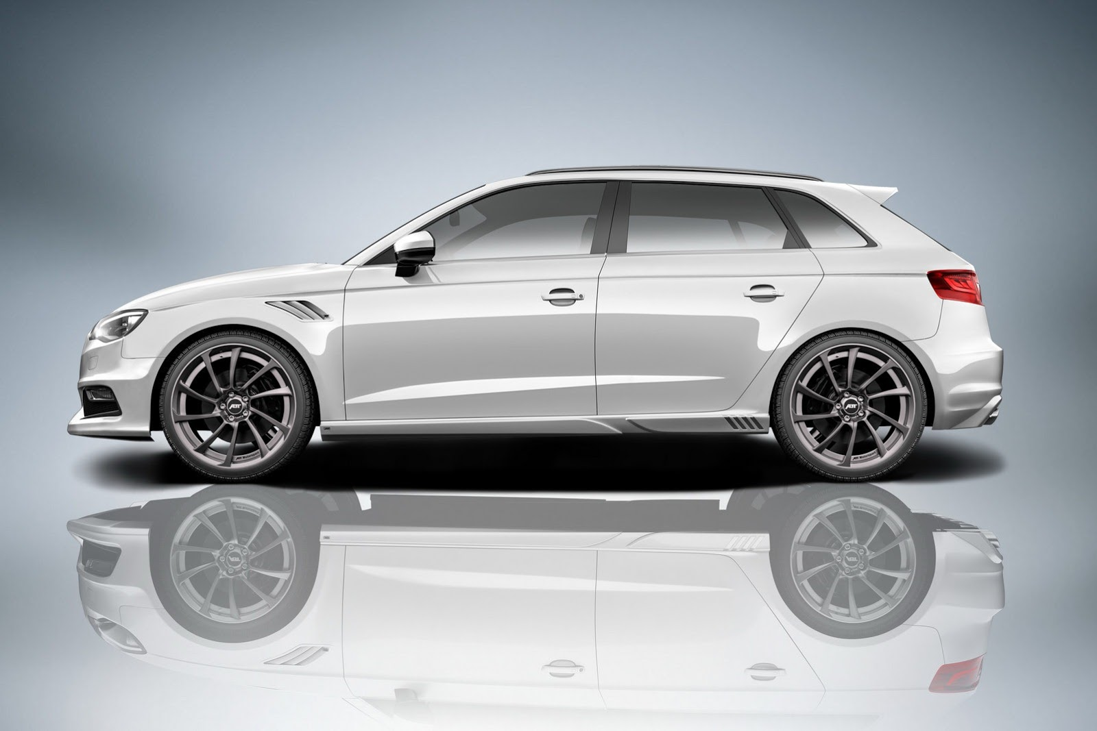 Audi Q3 Next Generation >> 2013 Audi A3 Sportback Tuned by ABT - autoevolution