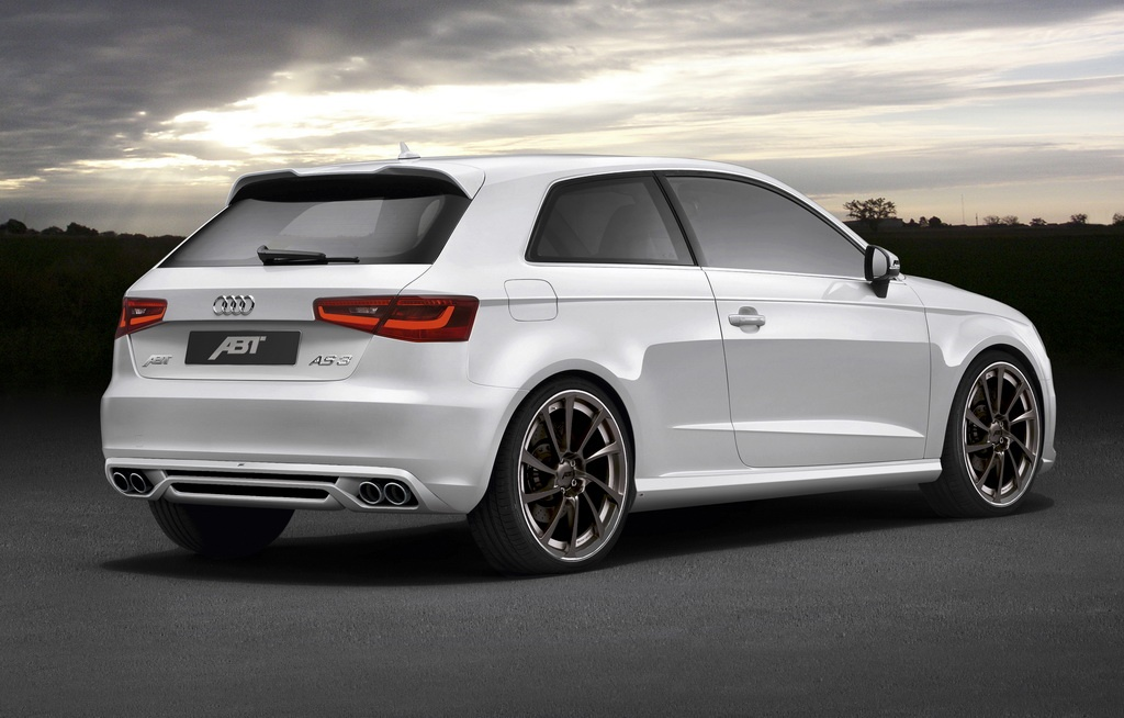 2013 Audi A3 Tuning Abt As3 Autoevolution