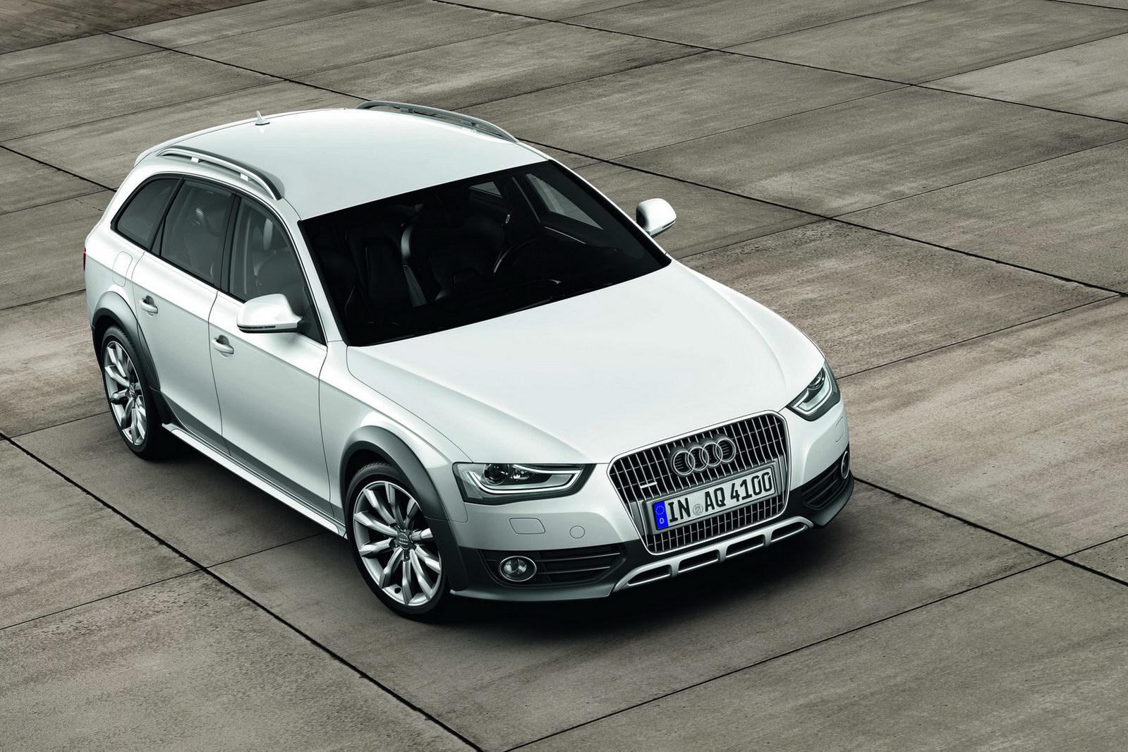 2013 Audi A4 Facelift Revealed - autoevolution