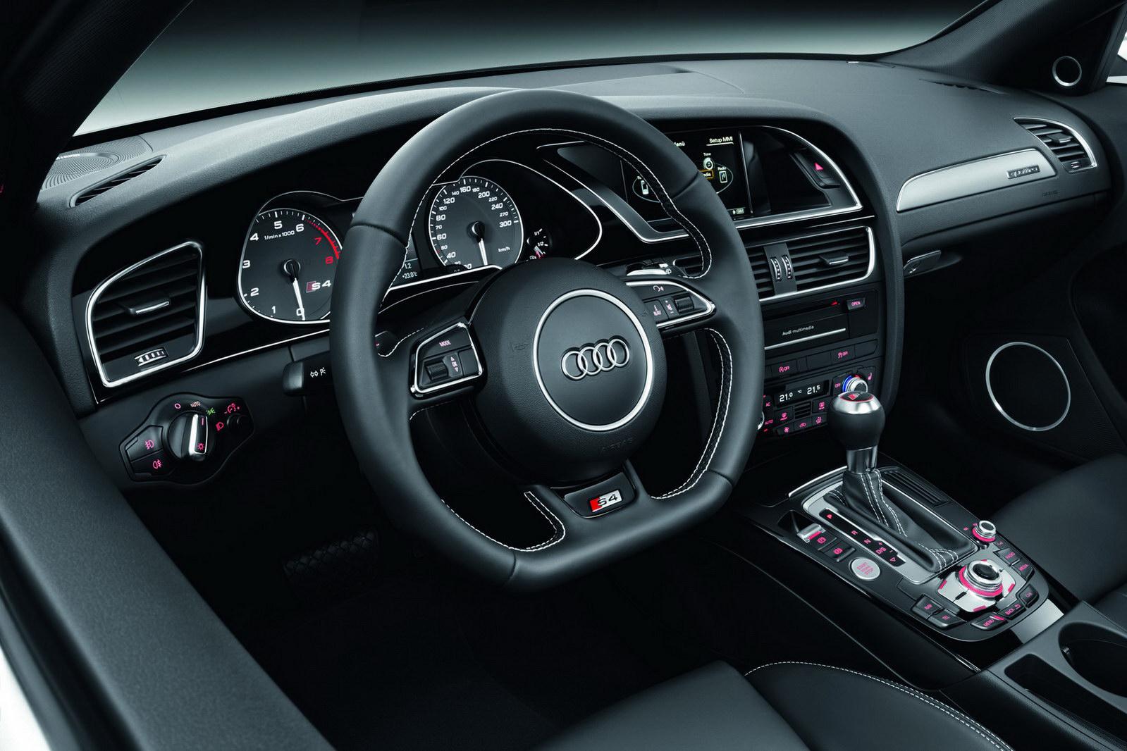 2013 Audi A4 Facelift Revealed Autoevolution