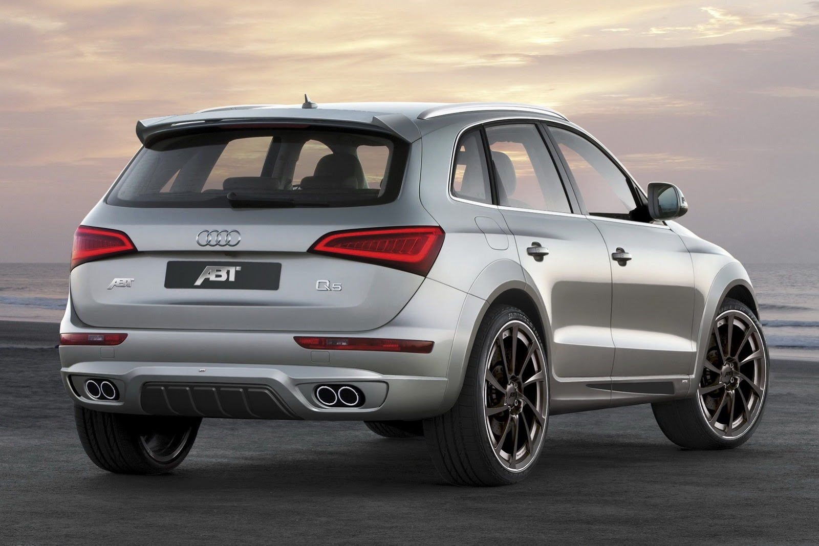 2013 audi q5 facelift tuned by abt sportsline autoevolution. Black Bedroom Furniture Sets. Home Design Ideas