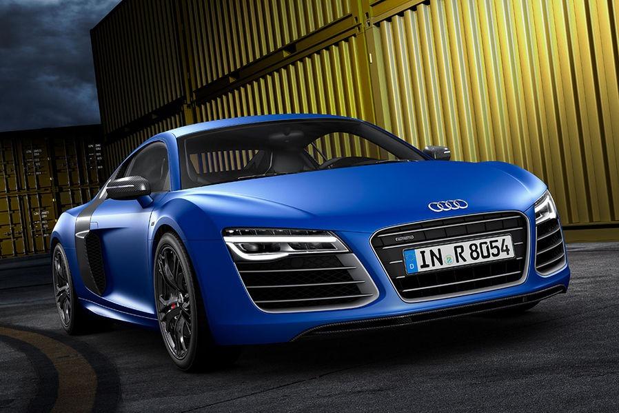 ... 2013 Audi R8 Facelift ...