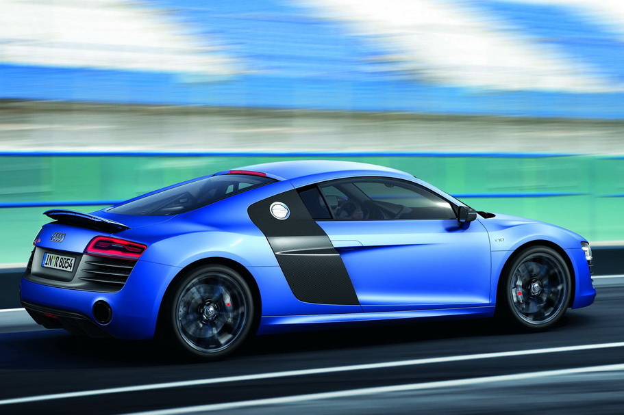 2013 Audi R8 Facelift Revealed Autoevolution