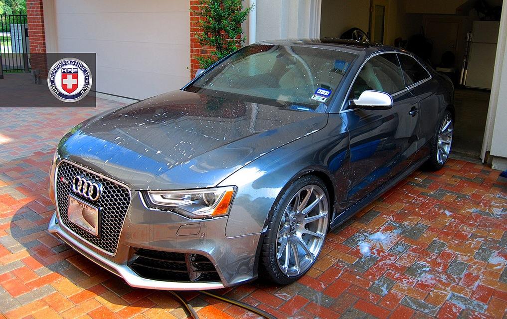 Audi Stock Wheels