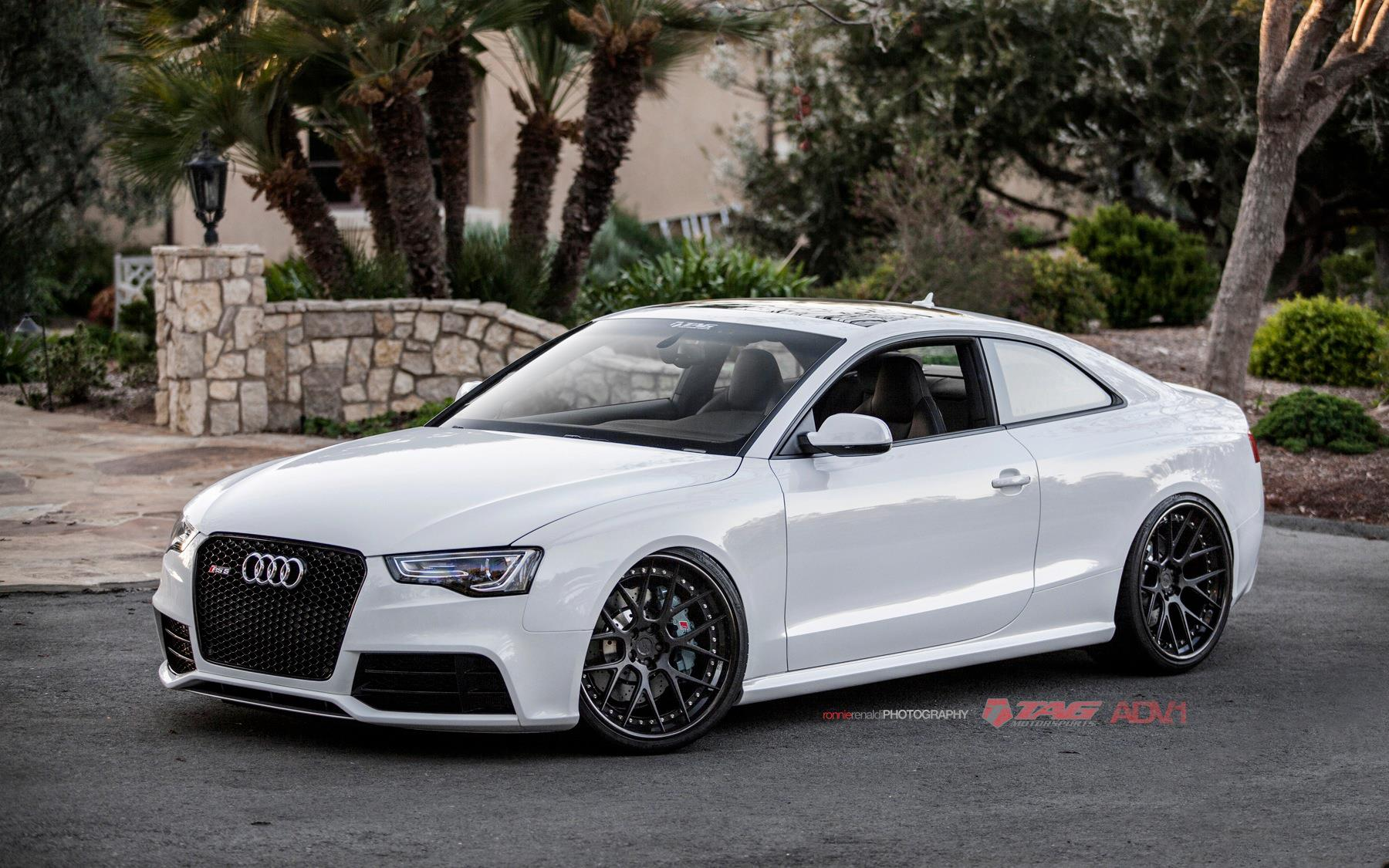 2013 audi rs5 sharpened up by tag motorsports autoevolution for Newspaper wallpaper for sale
