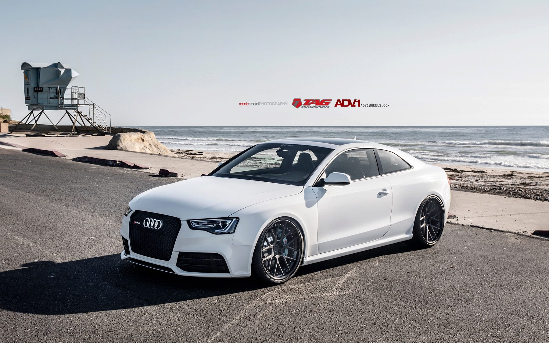2013 audi rs5 sharpened up by tag motorsports autoevolution. Black Bedroom Furniture Sets. Home Design Ideas