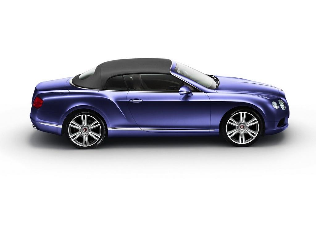 Michaels Auto Sales >> 2013 Bentley Continental GTC V8 Convertible Unveiled - autoevolution
