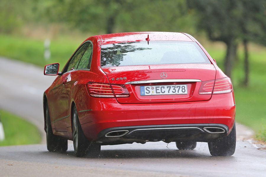 Bmw I Vs Mercedes Benz E Coupe Photo Gallery