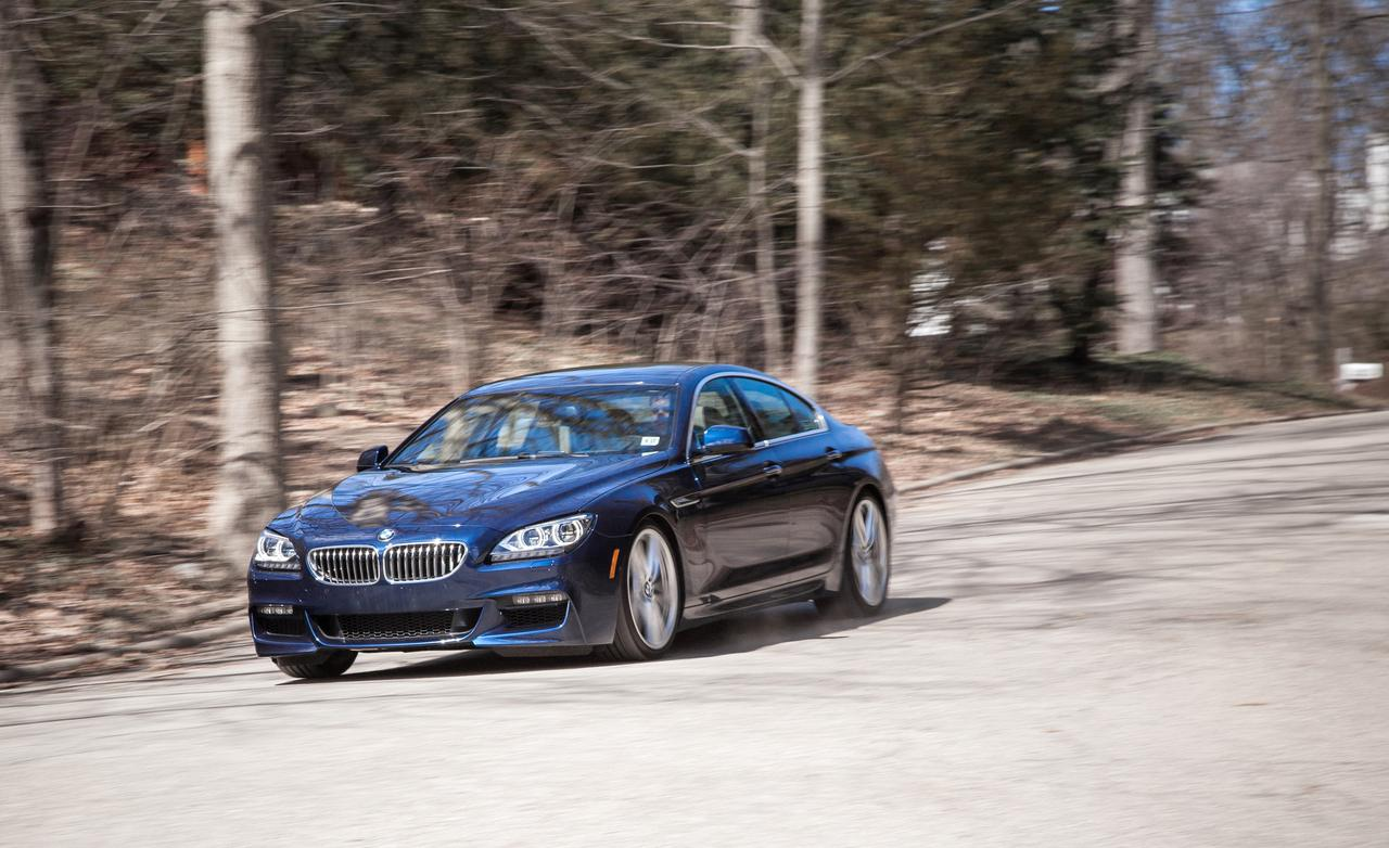 2013 Bmw 6 Series Gran Coupe First Drive Review Car .html   Autos ...
