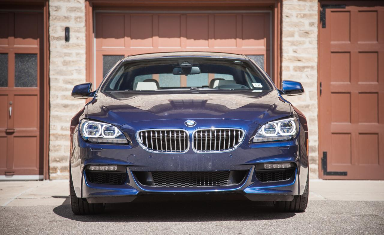 Safest Motorcycle Helmet >> 2013 BMW 650i xDrive Gran Coupe Review - autoevolution