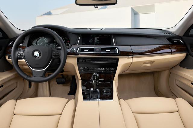 2013 BMW 740Li Review