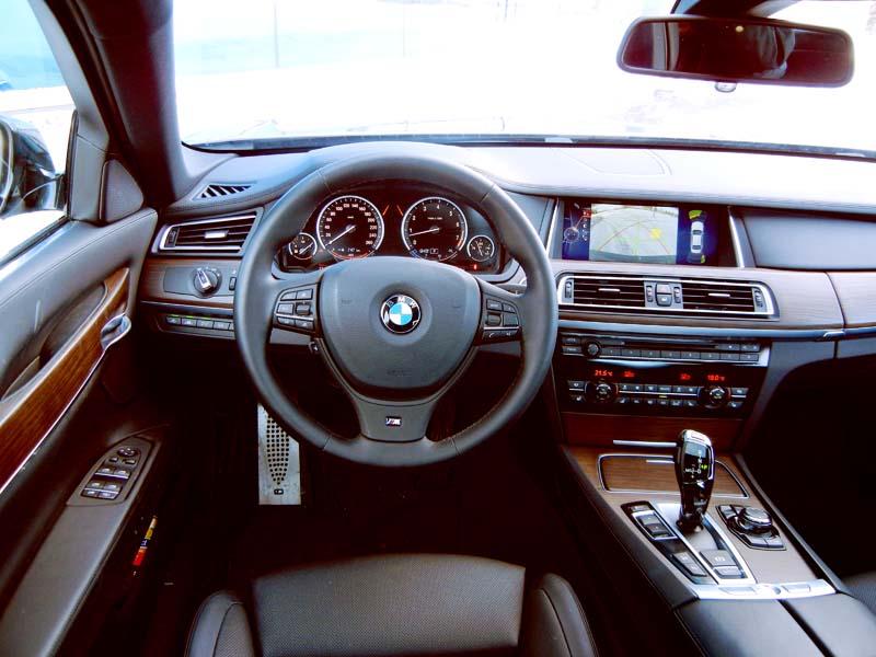 2013 Bmw 740li Xdrive Review By Autos Ca Autoevolution