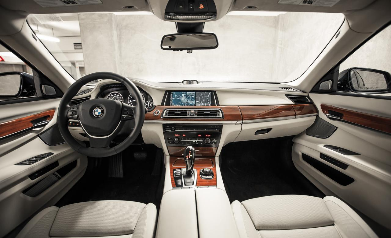 2013 Bmw 760li Test Drive By Car And Driver Autoevolution
