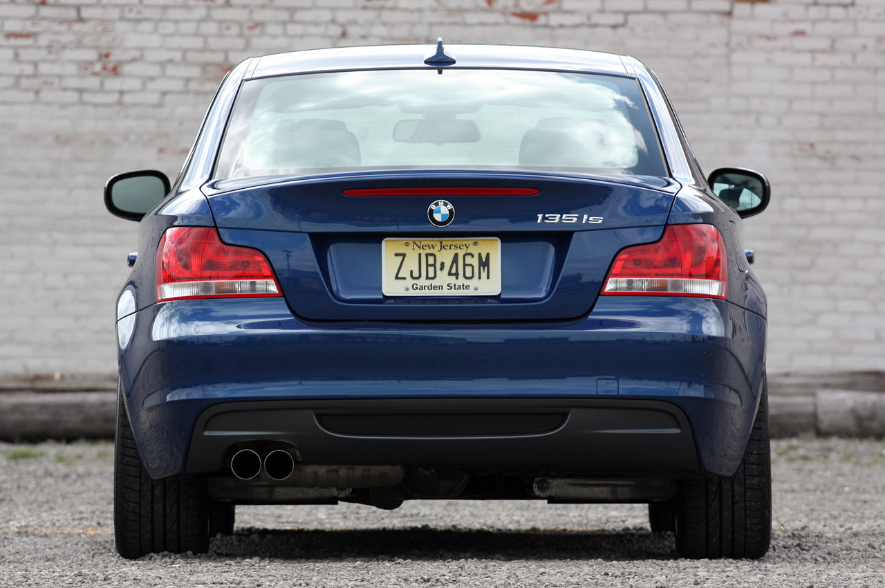 Bmw 135i coupe review evo