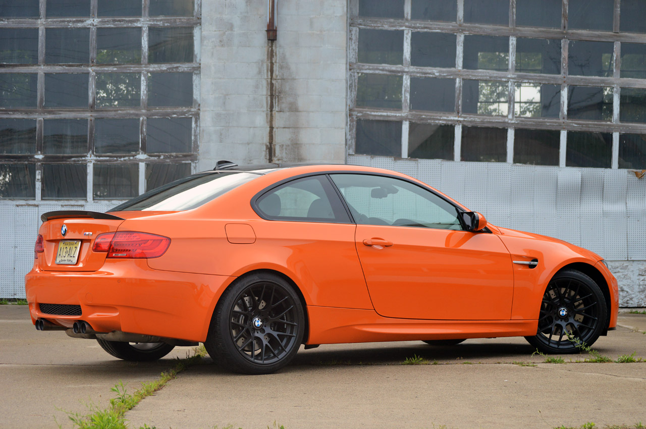 2013 bmw e93 m3 lime rock edition review autoevolution. Black Bedroom Furniture Sets. Home Design Ideas