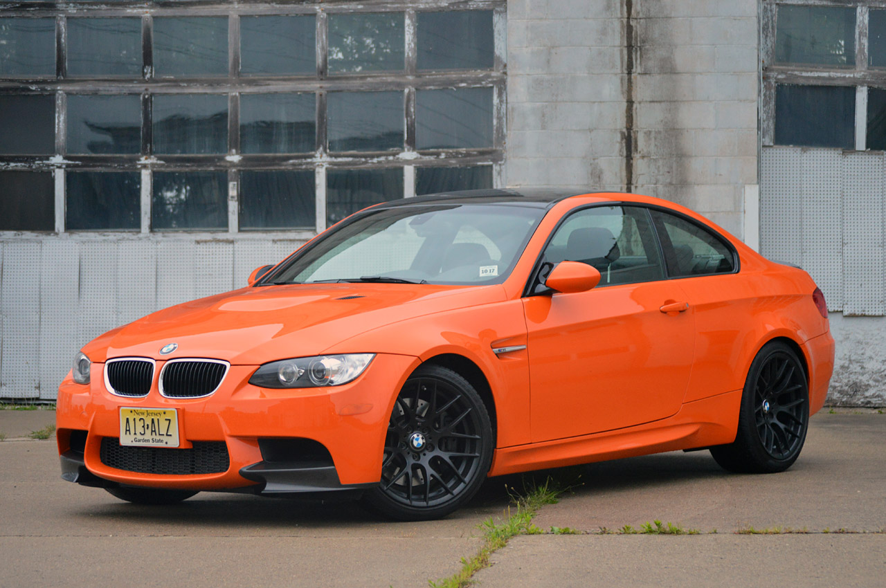 2013 Bmw E93 M3 Lime Rock Edition Review Autoevolution