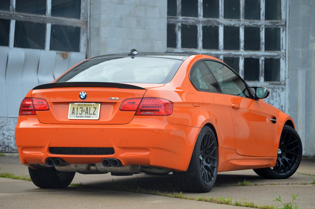 BMW Orange Park >> 2013 BMW E93 M3 Lime Rock Edition Review - autoevolution