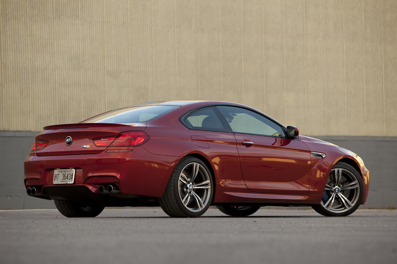 2013 Bmw F13 M6 Coupe Review By Autoblog Autoevolution
