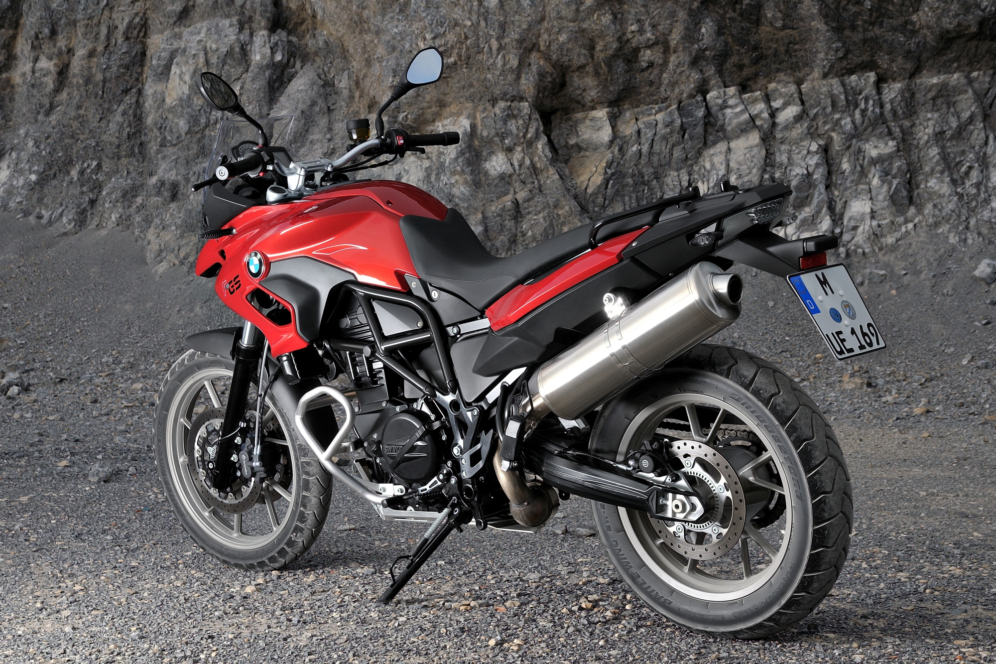 2013 bmw f700gs the new german all rounder autoevolution. Black Bedroom Furniture Sets. Home Design Ideas