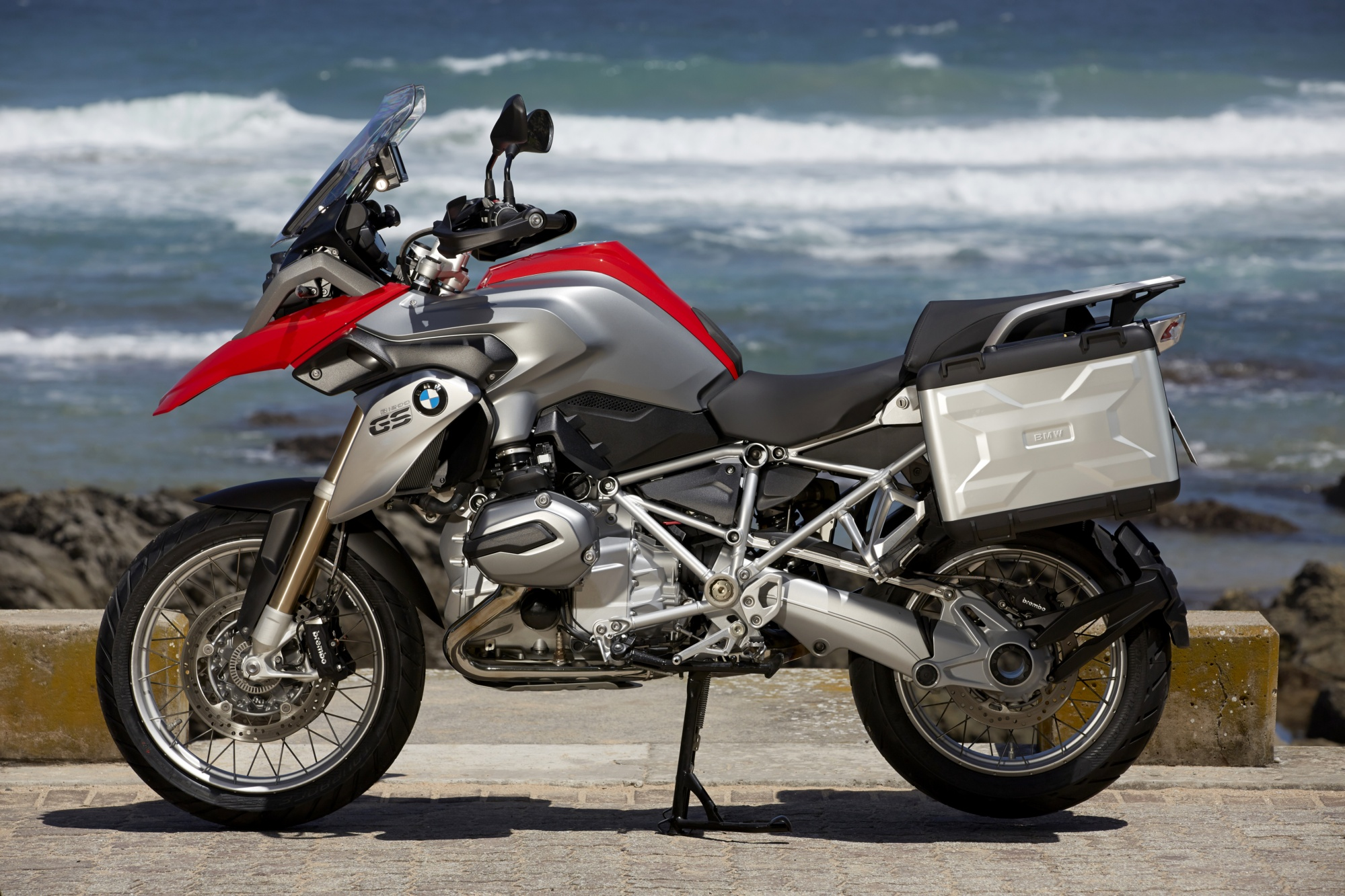 2013 bmw r1200gs gets official us prices autoevolution. Black Bedroom Furniture Sets. Home Design Ideas